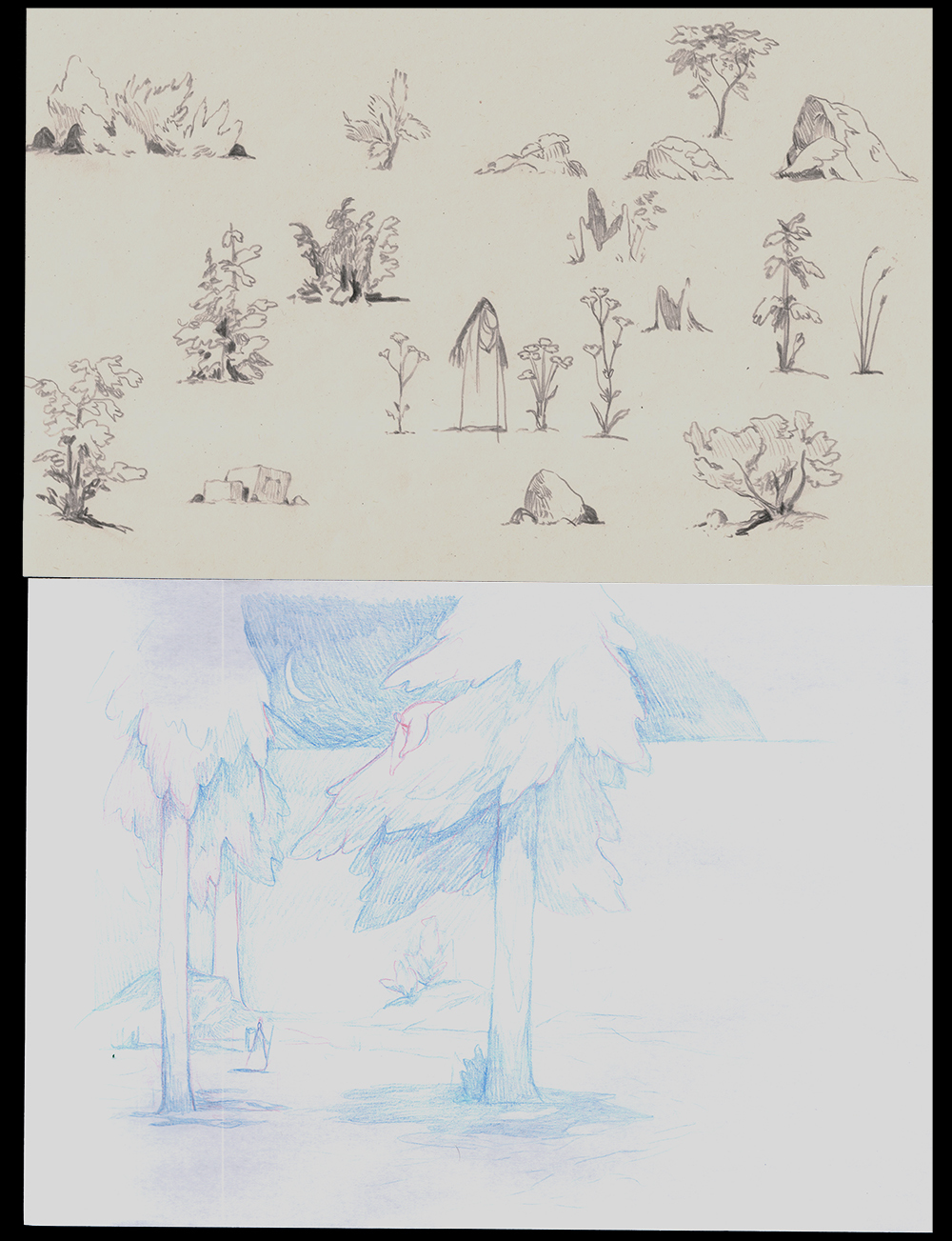 Book of Travels Story Guide + Walkthrough - Overview - Sketches from the Attic - A5DF839