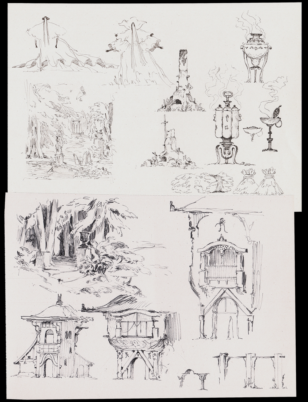 Book of Travels Story Guide + Walkthrough - Overview - Sketches from the Attic - CBF2FD1