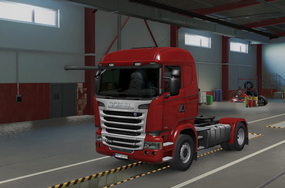 Euro Truck Simulator 2 How to Reach 350Km in Euro truck Simulator2 Tips - After opening the game. - 5B3D95B