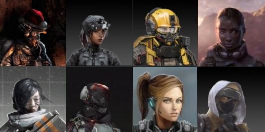 MechWarrior 5: Mercenaries List of Mods in Game + Links Download - [Cosmetic Mods 2] - 4C17F9C