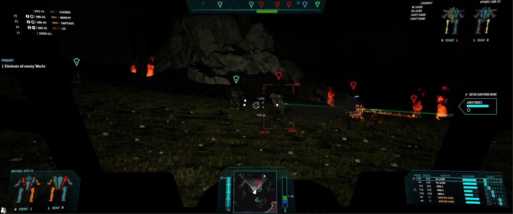 MechWarrior 5: Mercenaries List of Mods in Game + Links Download - [Cosmetic Mods 2] - DF1121F