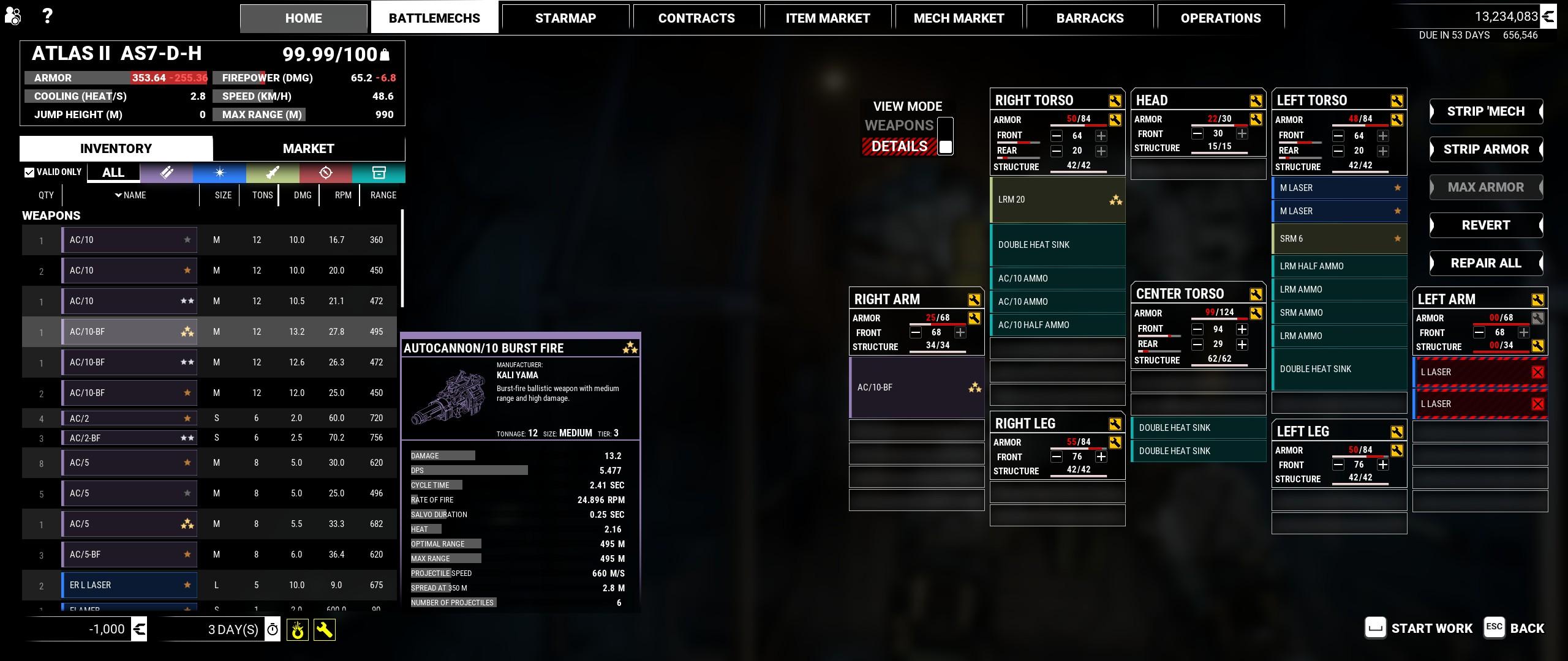 MechWarrior 5: Mercenaries List of Mods in Game + Links Download - [Cosmetic Mods 3] - B765795