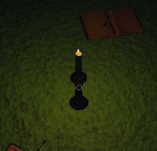 Phasmophobia All New Items Detail Information - Candle - A30B4B4