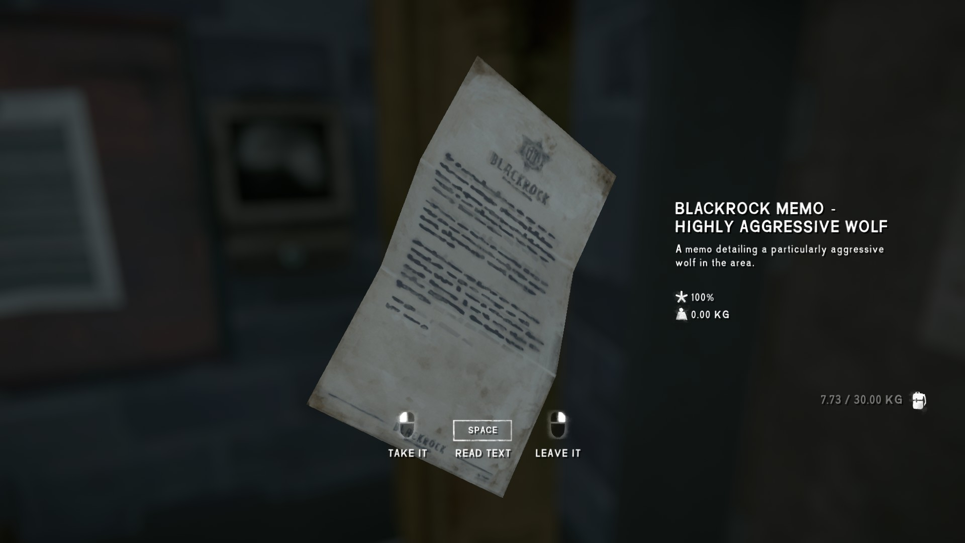 The Long Dark All Collectible Items & Achievements - Episode 4 - Blackrock Rumors - 9A4C65B