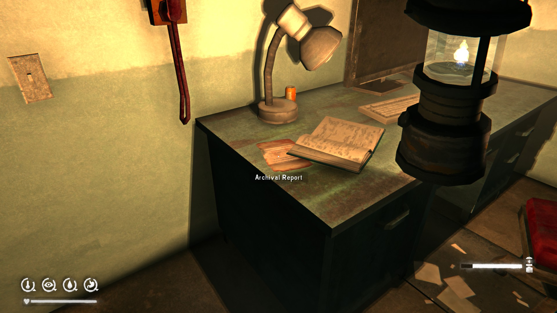 The Long Dark All Collectible Items & Achievements - Episode 4 - Bloody Notes - 02771AC