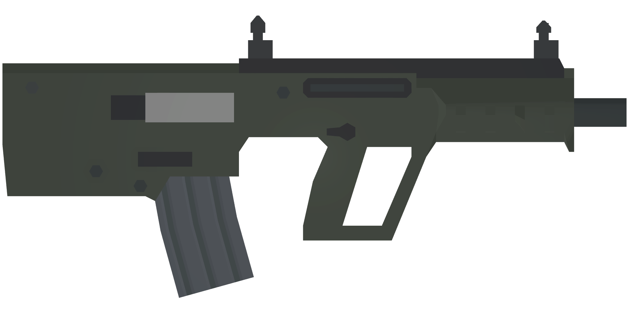 Unturned Uncreated Warfare Mods & All ID List + Attachments - Neutral Weapons - 96E9706