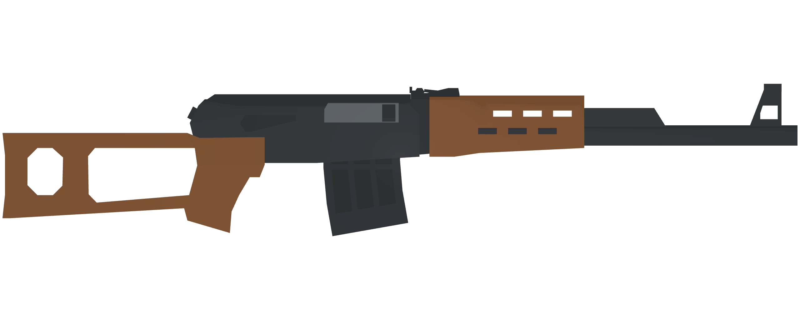 Unturned Uncreated Warfare Mods & All ID List + Attachments - Russian Weapons - 3D4BDE5