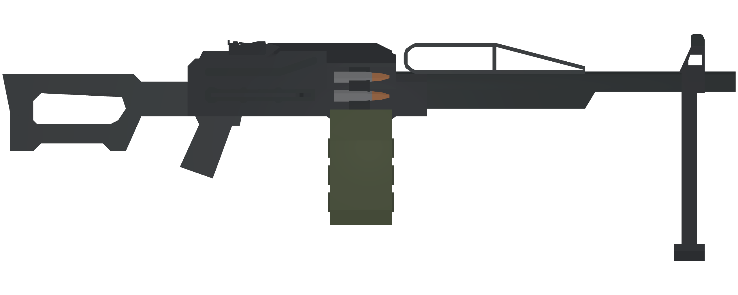 Unturned Uncreated Warfare Mods & All ID List + Attachments - Russian Weapons - 3D50546