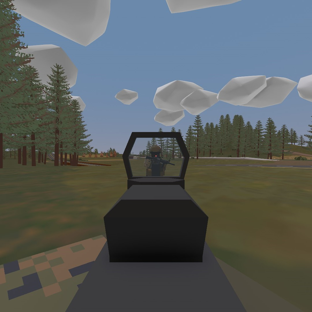 Unturned Uncreated Warfare Mods & All ID List + Attachments - Sights - 030A6A1