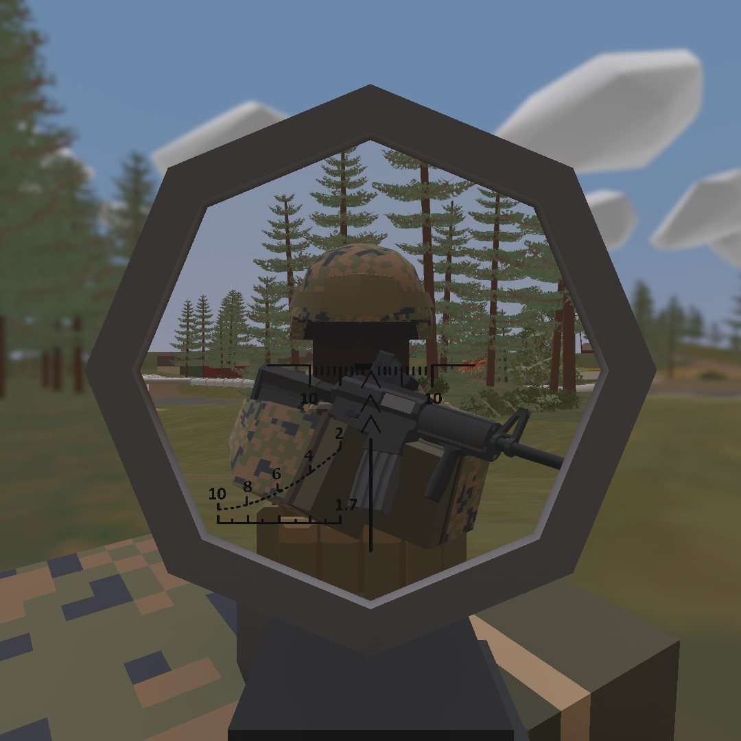 Unturned Uncreated Warfare Mods & All ID List + Attachments - Sights - 4A06009