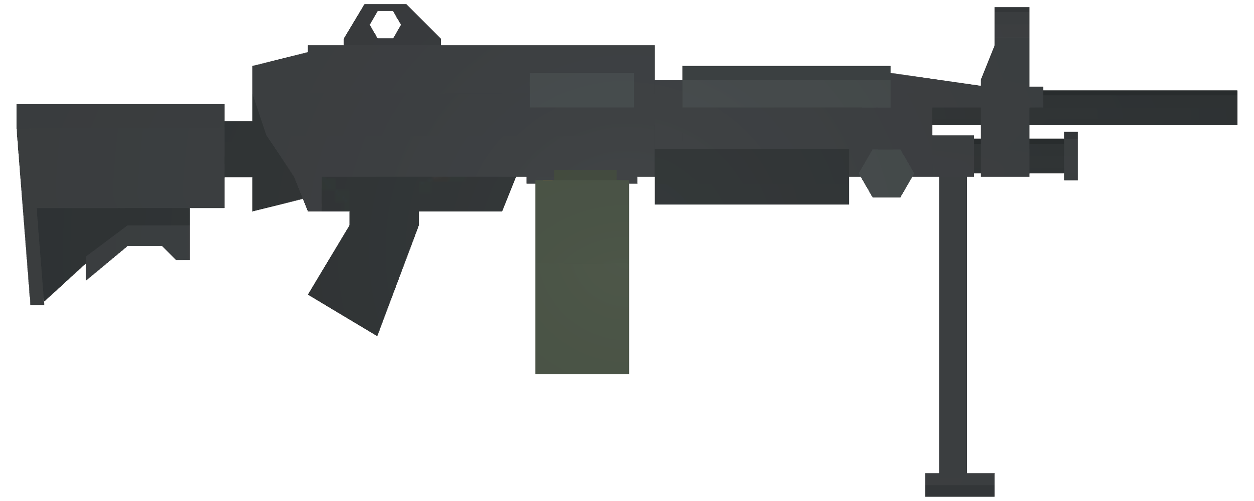 Unturned Uncreated Warfare Mods & All ID List + Attachments - USA Weapons - 1AEF10B