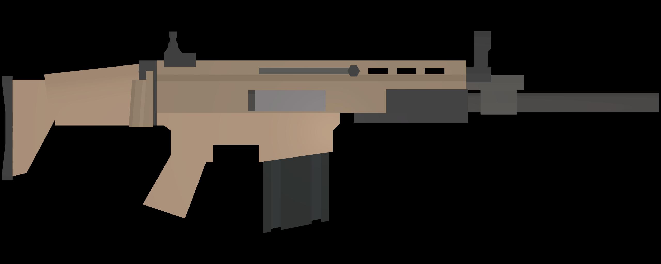 Unturned Uncreated Warfare Mods & All ID List + Attachments - USA Weapons - 4FD3E7B
