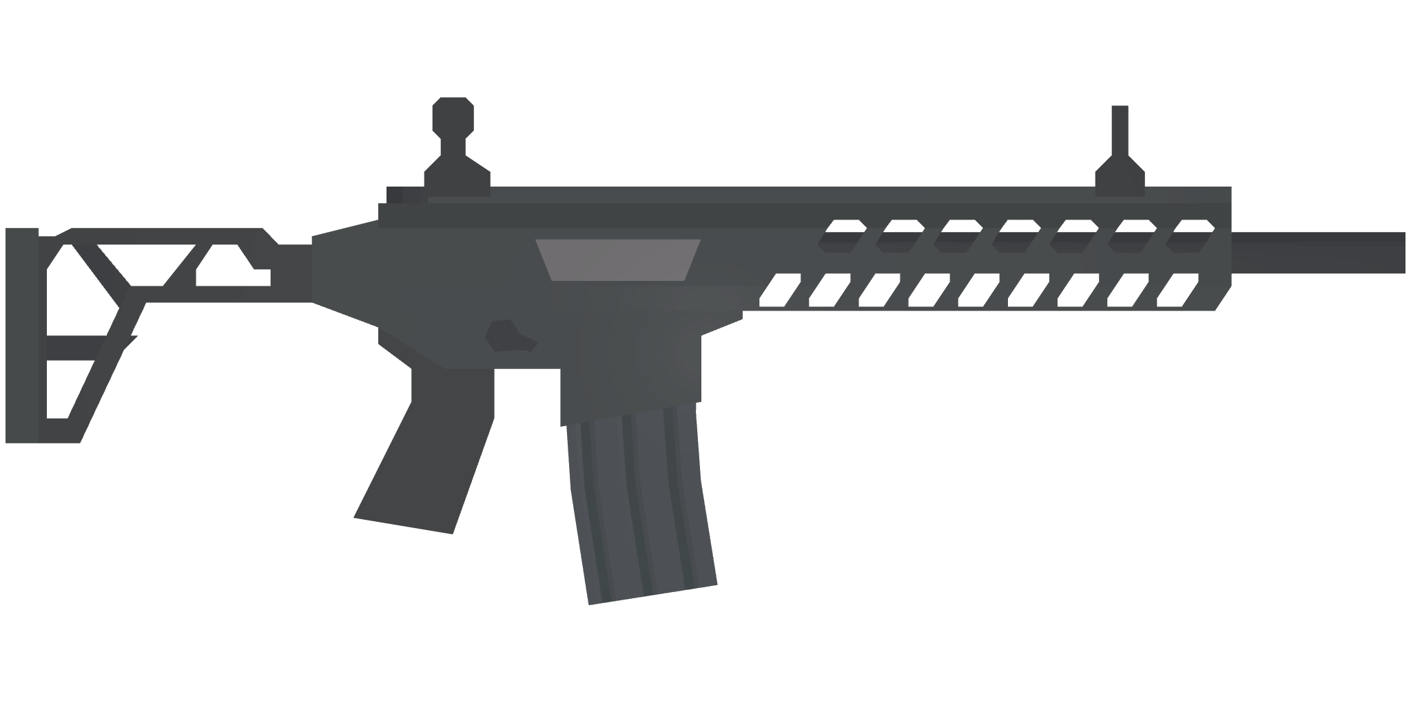 Unturned Uncreated Warfare Mods & All ID List + Attachments - USA Weapons - 9D25A83