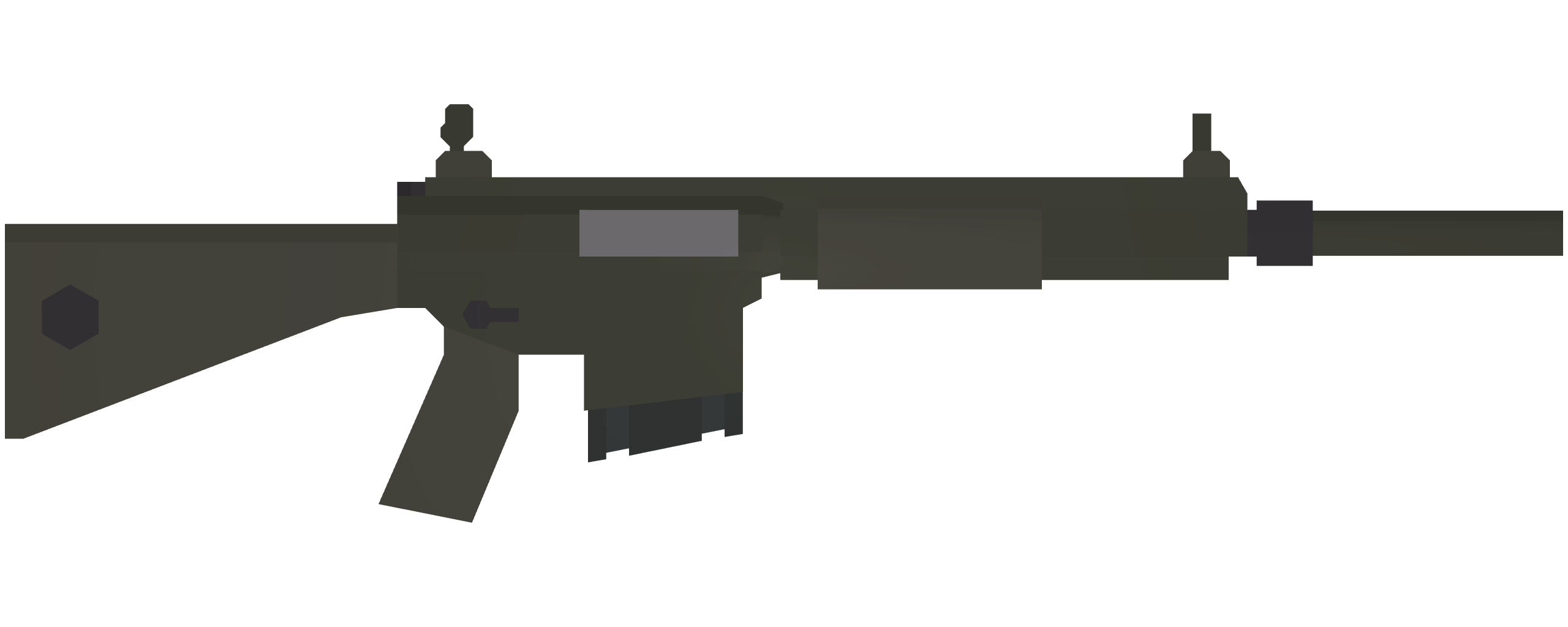 Unturned Uncreated Warfare Mods & All ID List + Attachments - USA Weapons - CB7D085