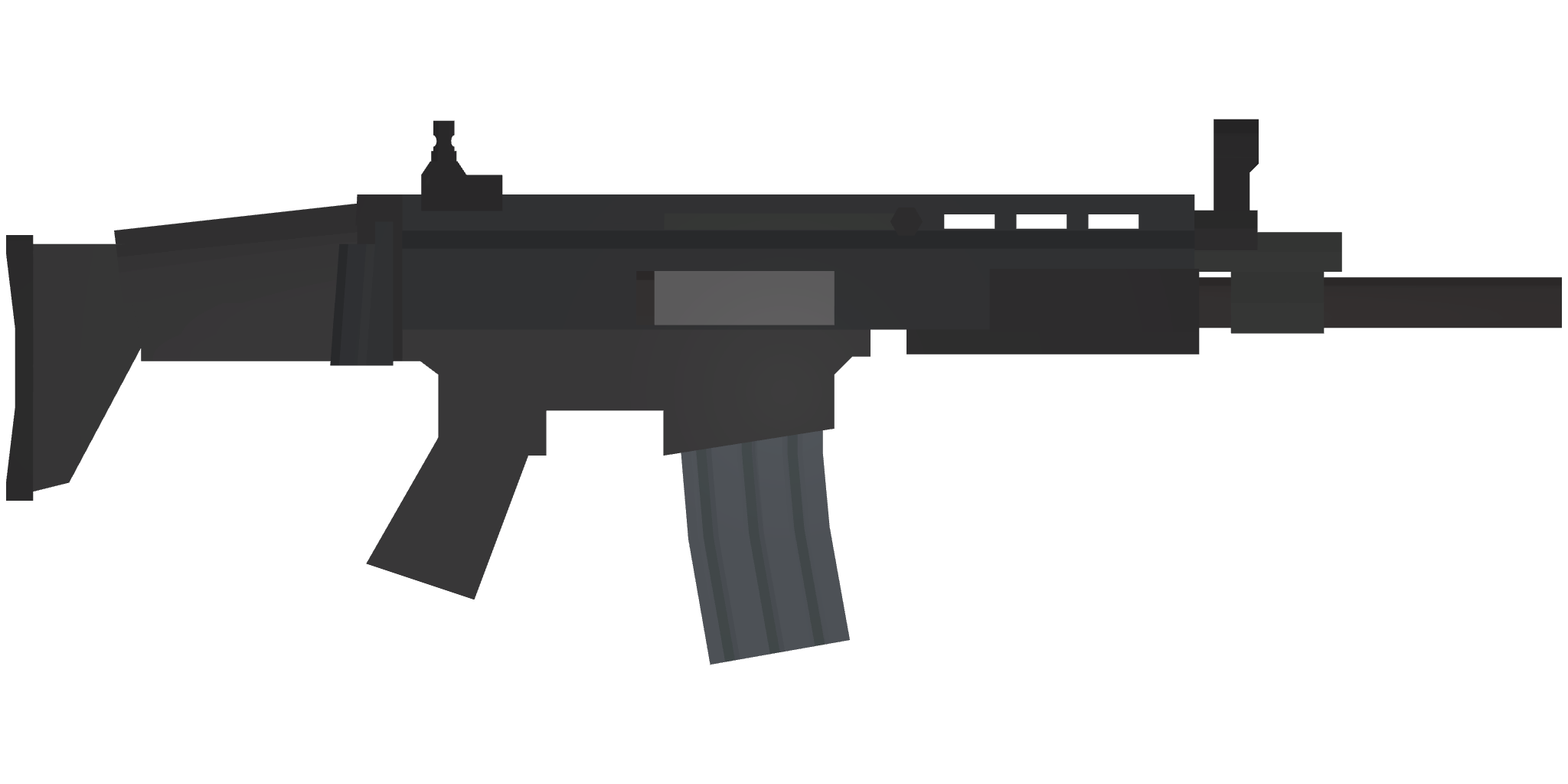 Unturned Uncreated Warfare Mods & All ID List + Attachments - USA Weapons - E21A873