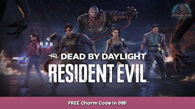 Dead by Daylight FREE Charm Code in DBD 2 - steamsplay.com