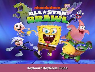 Nickelodeon All-Star Brawl Keyboard Keybinds Guide 1 - steamsplay.com