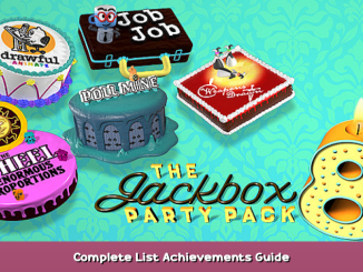 The Jackbox Party Pack 8 Complete List Achievements Guide 1 - steamsplay.com