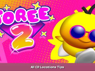 Toree 2 All CD Locations Tips 1 - steamsplay.com